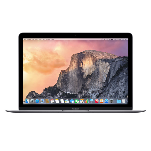 Ноутбук Apple MacBook 12″ Core M1.3/8/512 SSD (Z0RN0001T)