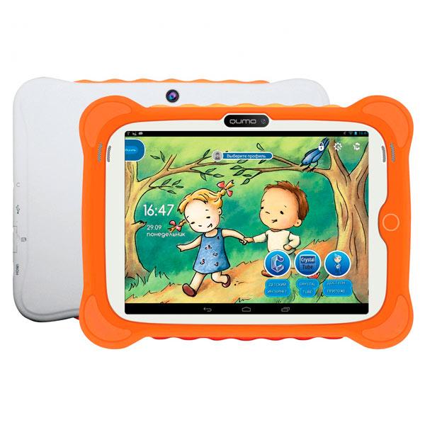Планшетный компьютер для детей Qumo