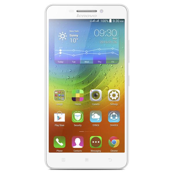 Смартфон LenovoСмартфоны<br>Разрешение фотокамеры: 8 МПикс,<br>Датчик ускорения (G-sensor): Да,<br>Количество цветов дисплея: 16 млн.,<br>Встроенный модуль Bluetooth: 4.0,<br>Материал корпуса: пластик,<br>Технология дисплея: IPS,<br>Диагональ экрана: 5(12.7 см),<br>Встроенная вспышка: Да,<br>Частота процессора: 1.3 ГГц,<br>Встроенный FM-тюнер: Да,<br>Оперативная память (RAM): 1 ГБ,<br>Wi-Fi точка доступа: Да,<br>Кабель для связи с ПК: в комплекте,<br>Встроенная память (ROM): 8 ГБ,<br>Габаритные размеры (В*Ш*Г): 140*72*10 мм,<br>Производитель процессора: MediaTek<br>