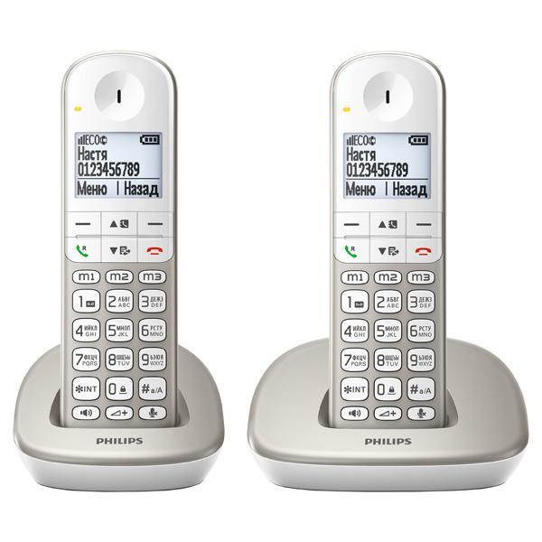 Телефон DECT Philips XL4902S/51