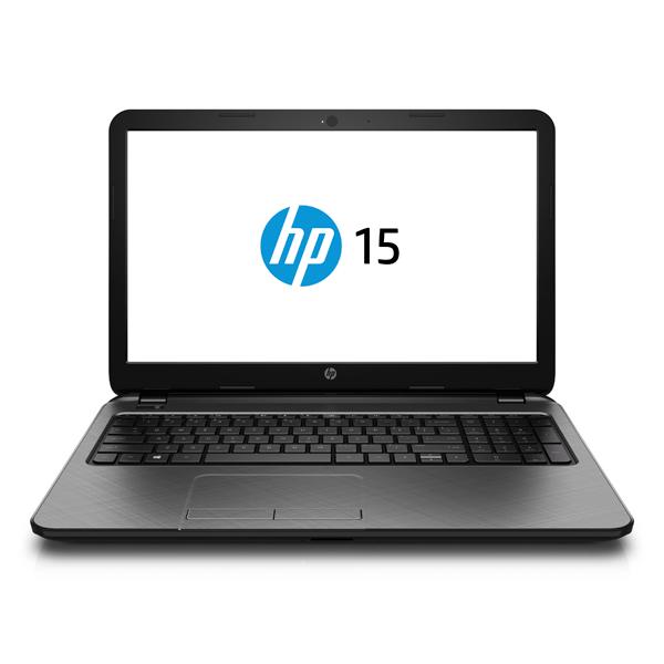 Ноутбук HPНоутбуки<br>Встроенный динамик: 2,<br>Вес: 2.23 кг,<br>Порт USB 2.0 тип A: 2,<br>Габаритные размеры (В*Ш*Г): 25*378*260 мм,<br>Поддержка 10/100 FastEthernet: Да,<br>Операционная система: Windows 8.1 64 bit,<br>Диагональ экрана: 15.6(39.6 см),<br>Работа от аккумулятора: до 5 часов,<br>Количество ядер : 2,<br>Цвет: стальной,<br>Количество слотов памяти : 1,<br>Производитель процессора: AMD,<br>Ширина: 378 мм,<br>Вид гарантии: по чеку,<br>Высота: 25 мм,<br>Глубина: 260 мм,<br>Разъем карт памяти: SD/MMC,<br>Базовый цвет: стальной,<br>Материал корпуса: пластик<br>