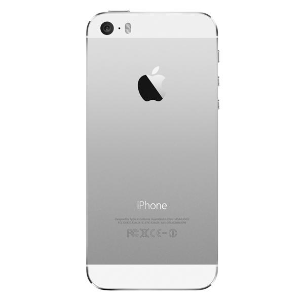 Купить Смартфон Apple iPhone 5S 16Gb Silver (FF353RU/A) восстановленный недорого