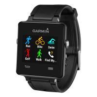 Смарт-часы Garmin Vivoactive black HRM (010-01297-10)