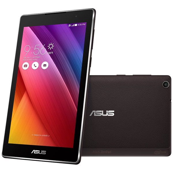 Планшет ASUS Zenpad C 7.0 Z170CG 7 16Gb 3G Black