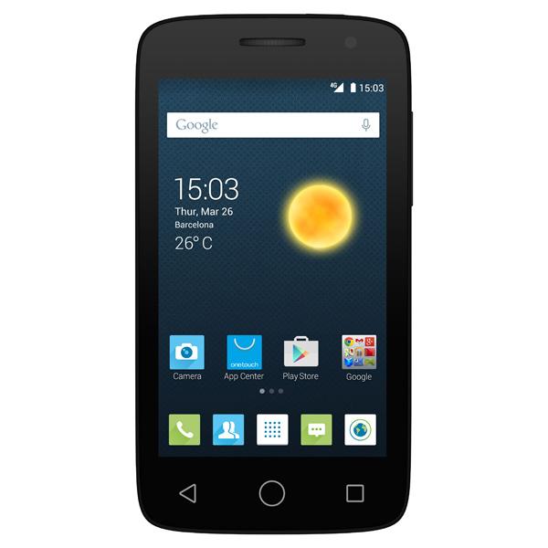 Смартфон Alcatel POP 2 4045D Volcano Black