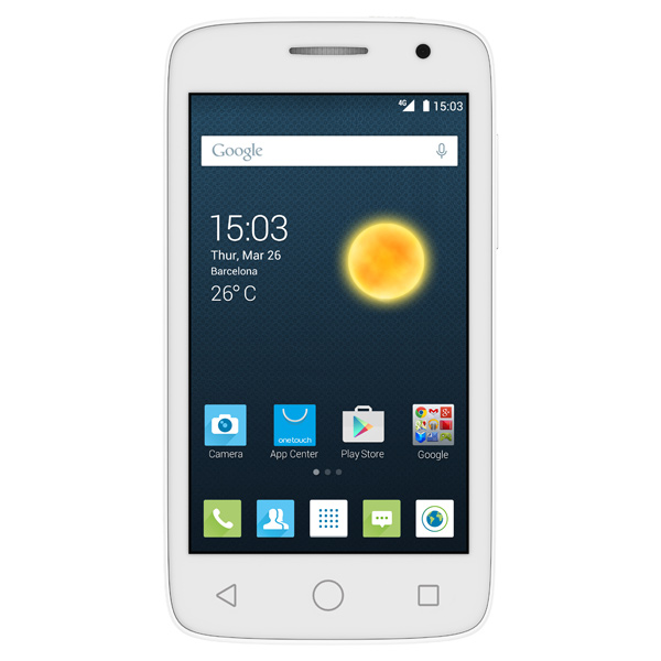 Смартфон Alcatel POP 2 4045D White