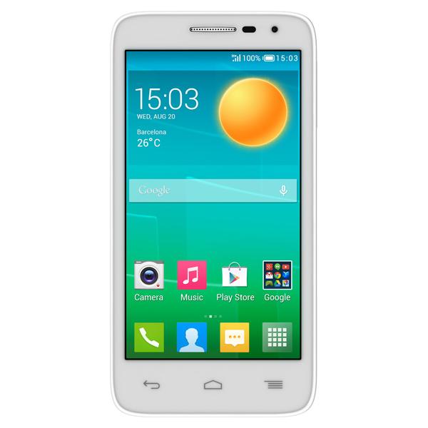 Смартфон Alcatel POP D5 5038D White