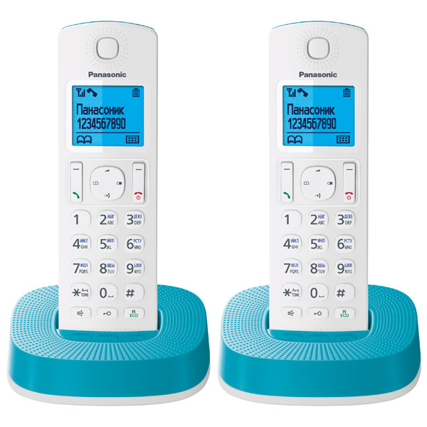 Телефон DECT Panasonic KX-TGC312RUС