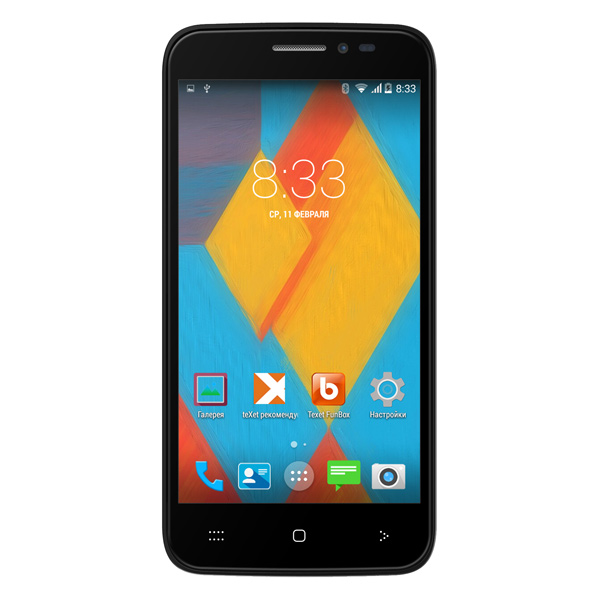 Смартфон teXet X-Quad TM-4503