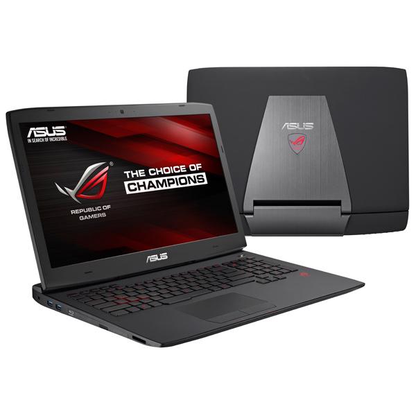 Ноутбук ASUS G751JM-T7080H