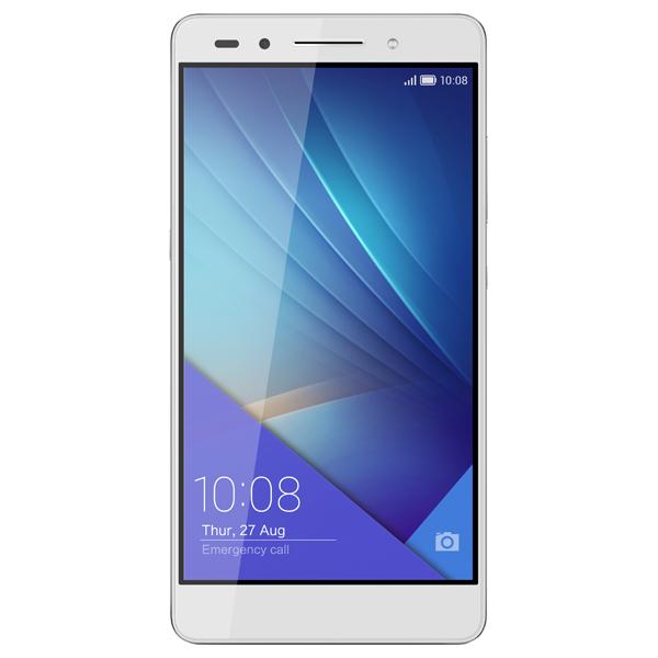 Смартфон HuaweiБольшие смартфоны<br>Диагональ экрана: 5.2(13.2 см),<br>Базовый цвет: стальной/серебро ,<br>Передача данных: GPRS/EDGE/HSDPA/HSUPA/HSPA+,<br>Количество ядер : 8,<br>Датчик ускорения (G-sensor): Да,<br>Операционная система: Android 5.0,<br>Встроенный модуль Bluetooth: 4.1,<br>Разъем 3.5 мм для подкл. гарнитуры: 1,<br>Страна: КНР,<br>Поддержка 4G LTE: Да,<br>Качество видеосъемки: 1920x1080 Пикс (FullHD),<br>Функция Пульт ДУ: Да,<br>Сенсорный дисплей: Да,<br>Модель: PLK-L01,<br>Ширина: 72 мм,<br>Кабель для связи с ПК: в комплекте,<br>Цвет: серебристый<br>
