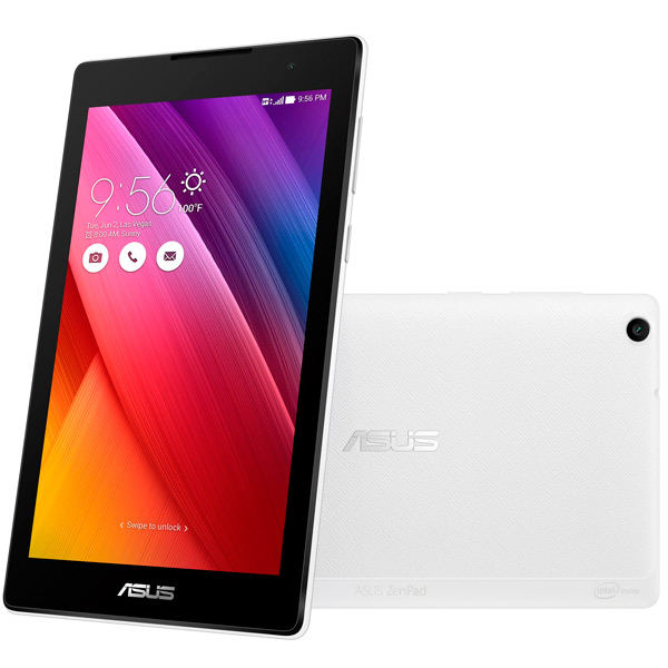 Планшет ASUS Zenpad C 7.0 Z170CG 7 16Gb 3G White