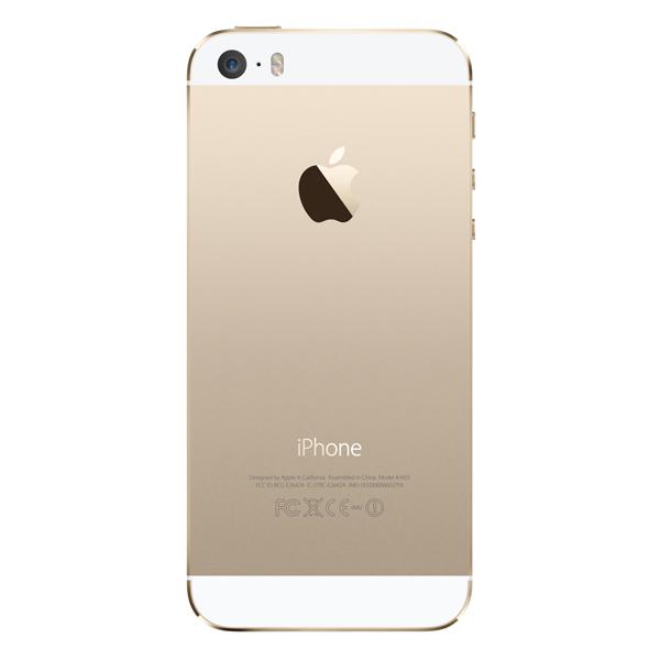 Купить Смартфон Apple iPhone 5S 32Gb Gold (FF357RU/A) восстановленный недорого