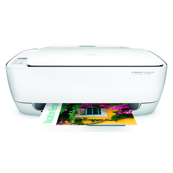 Струйное МФУ HP Deskjet Ink Advantage 3636