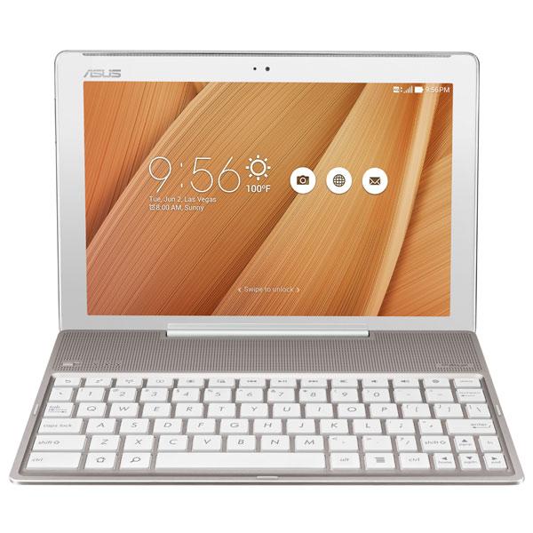 Планшет ASUSПланшеты на Android<br>Тип процессора: Atom Z3560,<br>Технология дисплея: IPS,<br>Порт microUSB 2.0: 1,<br>Количество SIM карт: 1,<br>Работа от аккумулятора: до 9 часов,<br>Серия: ZenPad 10,<br>Количество ядер : 4,<br>Частота процессора: 1.83 ГГц,<br>Оперативная память (RAM): 2 ГБ,<br>Встроенный микрофон: 1,<br>Разрешение фронтальной камеры: 2 МПикс,<br>Цвет: металлик,<br>Клавиатура док-станция: в комплекте,<br>Материал корпуса: пластик,<br>Wi-Fi точка доступа: Да,<br>Поддержка сетей: 3G / 4G (LTE),<br>Глубина: 172 мм,<br>Ширина: 252 мм,<br>Высота: 9 мм<br>