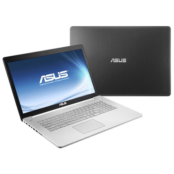 Ноутбук ASUS N750JK-T4152H