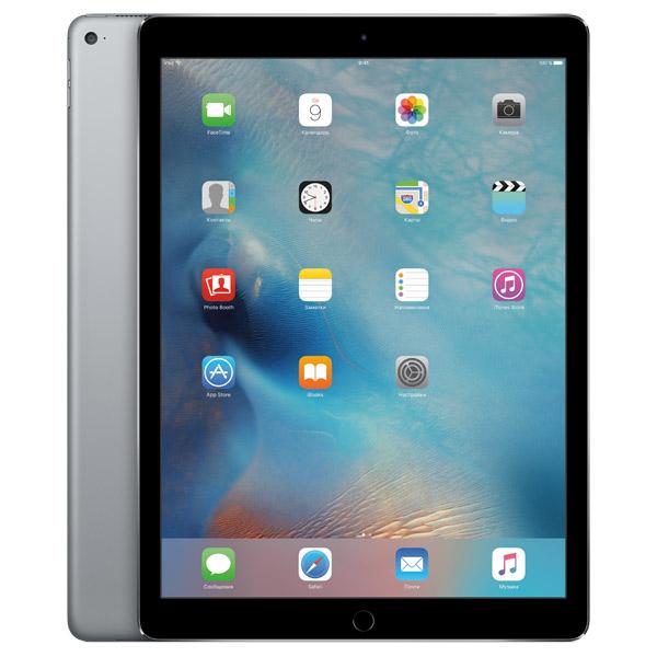Планшет AppleПланшеты Apple<br>Габаритные размеры (В*Ш*Г): 306*221*7 мм,<br>Цвет: серый космос,<br>Диагональ экрана: 12.9(32.7 см),<br>Встроенная память (ROM): 32 ГБ,<br>Встроенный модуль Bluetooth: 4.2,<br>Зарядка от USB порта: Да,<br>GPS модуль: Да,<br>Встроенный динамик: 4,<br>Страна: КНР,<br>Разъем для наушников 3.5 мм: 1,<br>Технология дисплея: IPS,<br>Гарантия: 1 год,<br>Кабель для связи с ПК: в комплекте,<br>Поддержка Wi-Fi: IEEE 802.11 a/b/g/n/ac,<br>Ширина: 221 мм,<br>Высота: 306 мм,<br>Глубина: 7 мм,<br>Базовый цвет: серый космос,<br>Датчик отпечатков пальцев: Да<br>