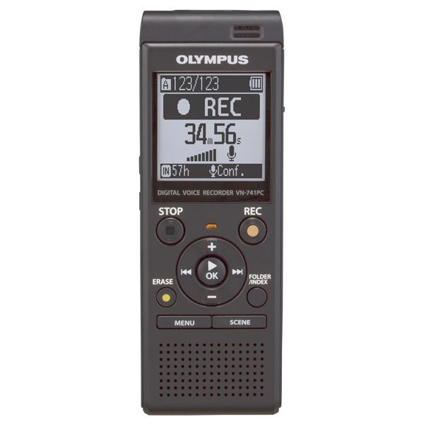 Диктофон цифровой Olympus Портативное аудио/Цифровые диктофоны
