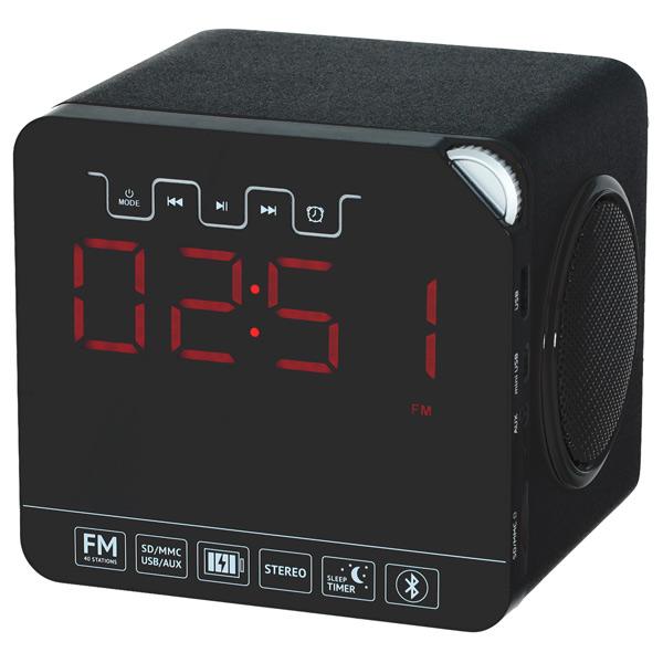 Радио-часы teXet TRC-314