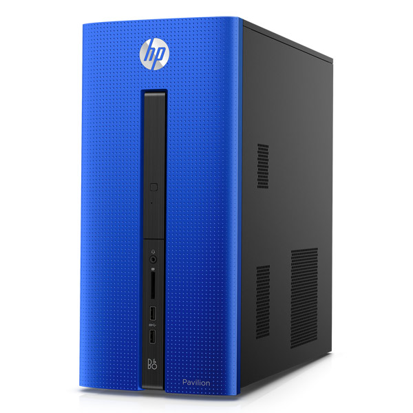 Системный блок HP учет компьютерной техники на предприятии