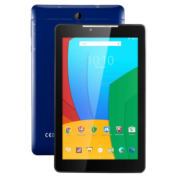 Планшет PrestigioПланшеты на Android<br>Цвет: синий,<br>Разрешение фронтальной камеры: 0.3 МПикс,<br>Емкость аккумулятора: 2800 мАч,<br>Зарядное устройство в комплекте: Да,<br>Высота: 186 мм,<br>Операционная система: Android 5.1,<br>Ширина: 115 мм,<br>Разъем 3.5 мм для подкл. гарнитуры: 1,<br>Глубина: 10 мм,<br>Поддержка USB Host (OTG): Да,<br>Частота процессора: 1.2 ГГц,<br>Тип процессора: Atom x3-C3230,<br>Сенсорный дисплей: Да,<br>Встроенный микрофон: 1,<br>Габаритные размеры (В*Ш*Г): 186*115*10 мм,<br>Количество SIM карт: 1,<br>Оперативная память (RAM): 1 ГБ,<br>Гарантия: 1 год<br>