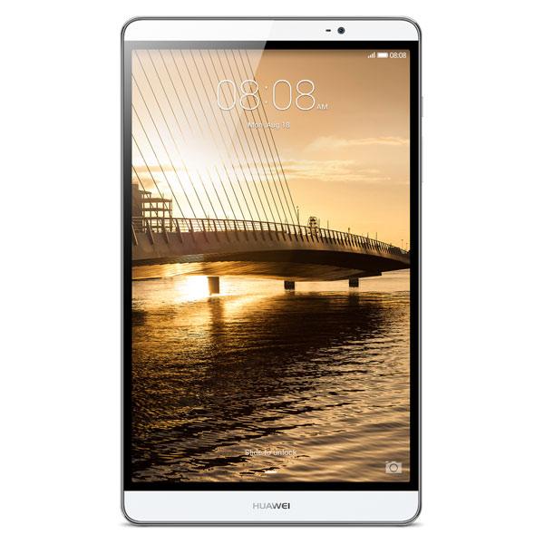 "Huawei MediaPad M2 8"" LTE 16GB Silver (M2-801L)"