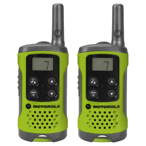 Радиостанция Motorola TLKR T41 Green (2 штуки)