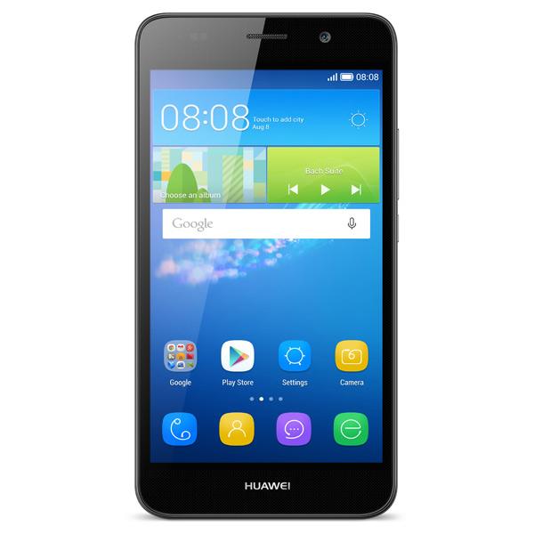 Смартфон Huawei Ascend Y6 Black (SCL-U31)  Москва, Екатеринбург, Уфа, Новосибирск