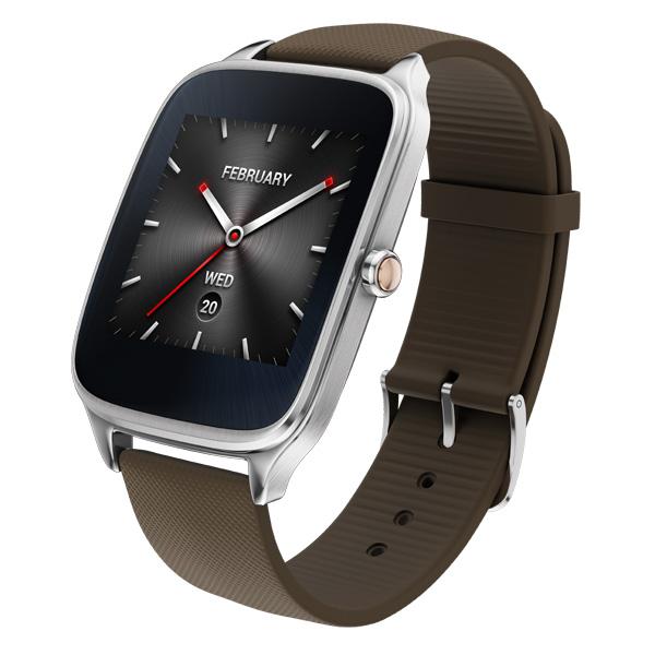 Смарт-часы ASUSСмарт-часы<br>Цвет: серебр./коричневый,<br>Модель: WI501Q,<br>Высота: 50 мм,<br>Глубина: 11 мм,<br>Вид гарантии: гарантийный талон,<br>Зарядное устройство в комплекте: Да,<br>Ширина: 41 мм,<br>Зарядка от USB порта: Да,<br>Водоустойчивый корпус: Да,<br>Гарантия: 1 год,<br>Циферблат: Стекло Corning Gorilla 3,<br>Индивидуальные установки: Да,<br>Серия: ZenWatch 2,<br>Измерение количества килокалорий: Да,<br>Шагомер: Да,<br>Четырехъядерный процессор: Да,<br>Сенсорный дисплей: Да,<br>Поддержка Wi-Fi: IEEE 802.11 b/g/n,<br>Флэш память (ROM): 4 ГБ,<br>Датчик движения: Да<br>