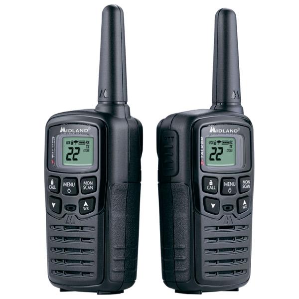 Радиостанция Midland XT10 (2 штуки)