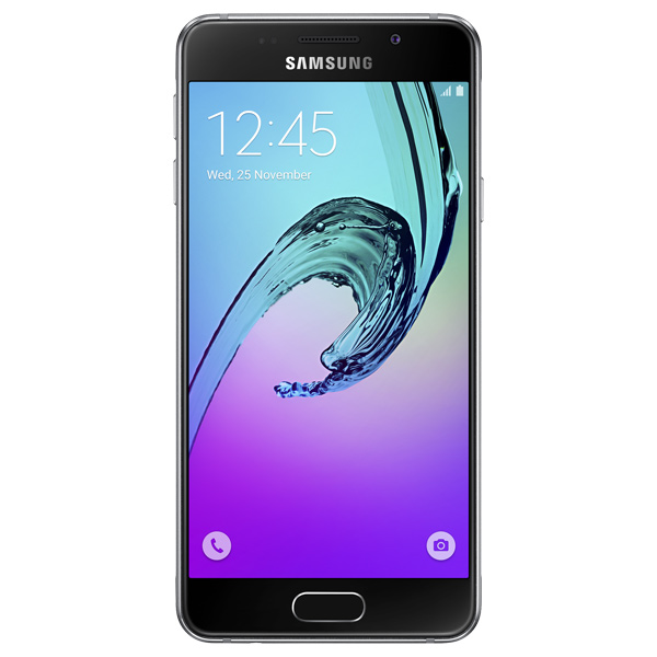 Смартфон Samsung Galaxy A3 (2016) Black (SM-A310F) cellularline для samsung galaxy a3 2016 black