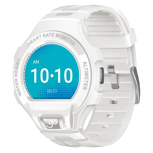 Смарт-часы AlcatelСмарт-часы<br>Технология дисплея: IPS,<br>Модель: SM-03,<br>Цвет: белый/светло-серый,<br>Количество цветов дисплея: 262144,<br>Глубина: 11 мм,<br>Ширина: 42 мм,<br>Высота: 42 мм,<br>Вибросигнал: Да,<br>Емкость аккумулятора: 225 мАч,<br>Габаритные размеры (В*Ш*Г): 56*49*14 мм,<br>Альтиметр: Да,<br>Вес: 55 г,<br>Серия: Go WATCH,<br>Вид гарантии: гарантийный талон,<br>Диагональ/разрешение: 1.22/240х204 пикс.,<br>Тип процессора: STM429,<br>Порт microUSB 2.0: 1,<br>Макс. время работы: до 5 дней,<br>Датчик движения: Да,<br>Водоустойчивый корпус: Да<br><br>Вес г: 55<br>Ширина мм: 42<br>Глубина мм: 11<br>Высота мм: 42<br>Цвет : белый/светло-серый