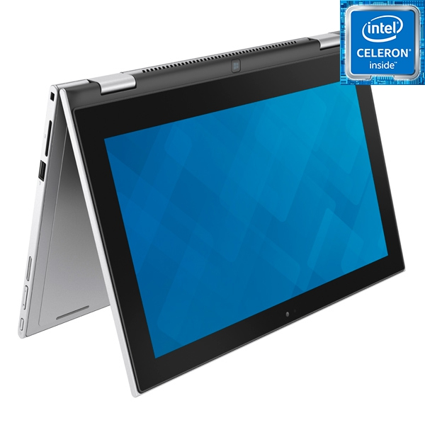 Ноутбук-трансформер Dell