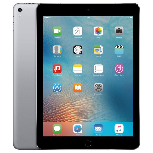 Планшет AppleПланшеты Apple<br>Вид гарантии: по чеку,<br>Страна: КНР,<br>Датчик отпечатков пальцев: Да,<br>Кабель для связи с ПК: в комплекте,<br>Гарантия: 1 год,<br>Время автономной работы: до 9 часов,<br>Материал корпуса: алюминий,<br>Встроенный модуль Bluetooth: 4.2,<br>Встроенная память (ROM): 256 ГБ,<br>Цифровой компас: Да,<br>Поддержка сетей: 3G / 4G (LTE),<br>Габаритные размеры (В*Ш*Г): 240*167*6 мм,<br>Диагональ экрана: 9.7(24.6 см),<br>Разрешение фотокамеры: 12 МПикс,<br>Базовый цвет: серый космос,<br>Технология дисплея: IPS,<br>Тип SIM карты: nano-SIM<br>