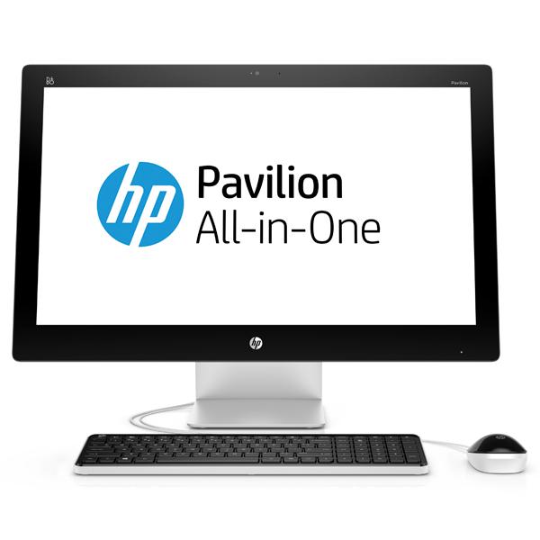 Моноблок HP Pavilion 27-n221ur W1E36EA