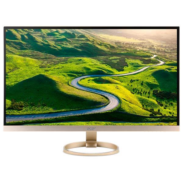 Монитор Acer H277Hkmidx Gold