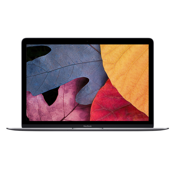 Ноутбук Apple MacBook 12 Core M5 1.2/8/512SSD Space Gray MLH82 ноутбук apple macbook 12 core m5 1 2 8 512ssd rose gold mmgm2