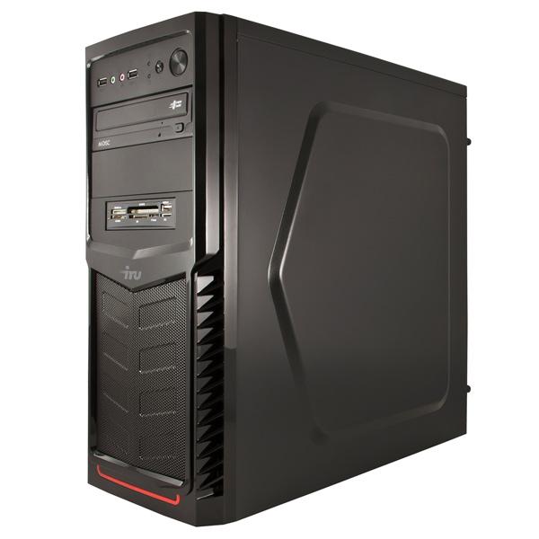 Системный блок iRU переработка компьютерной техники