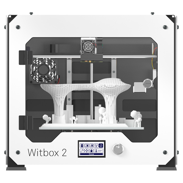 3D-принтер BQ от М.Видео