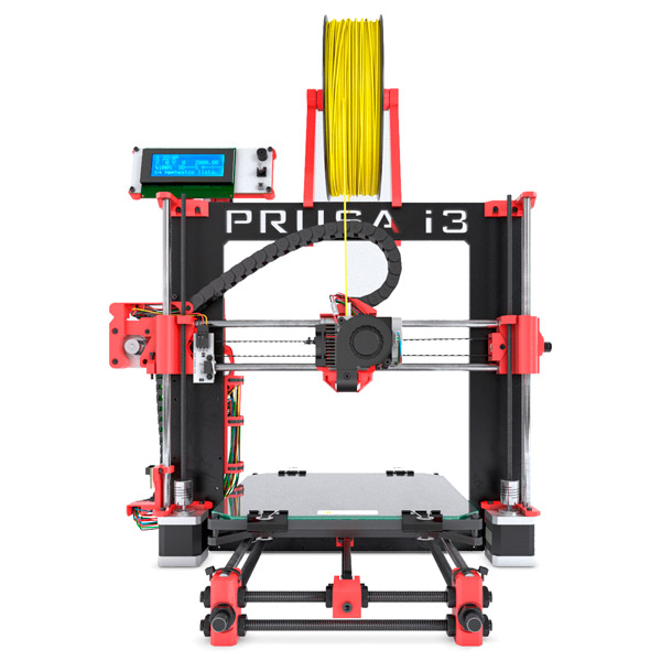 3D-принтер Kit Prusa i3 HEPHESTOS Red (05BQKIT040)