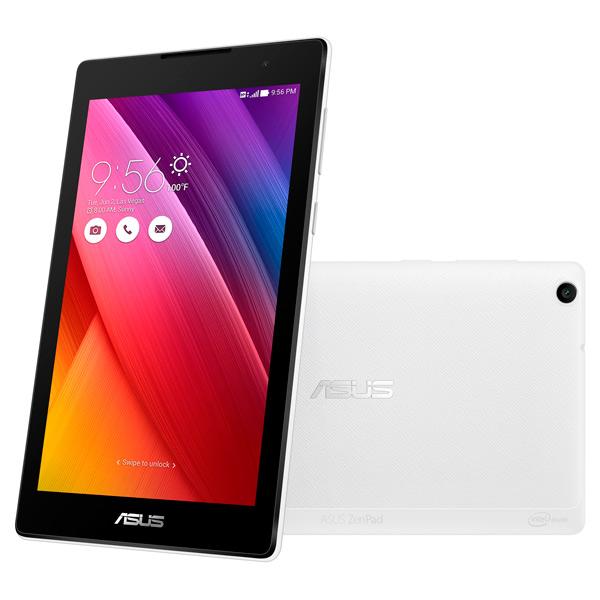 Планшет ASUS Zenpad C 7.0 Z170CG 7″ 8Gb 3G White (1B084A)
