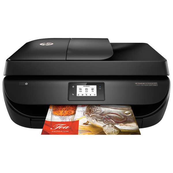 Струйное МФУ HP DeskJet Ink Advantage 4675 (F1H97C)