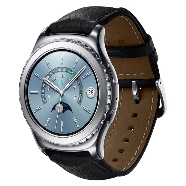 �����-���� Samsung Gear S2 Special Edition SM-R7320 White Gold