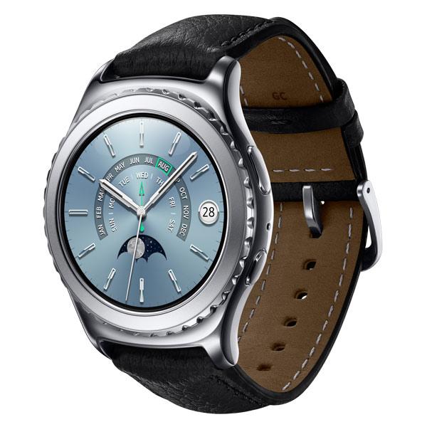 Смарт-часы Samsung Gear S2 Special Edition SM-R7320 White Gold