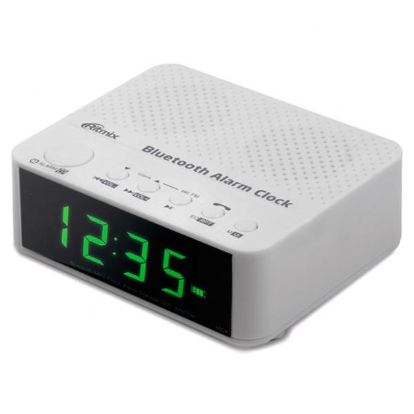 Радио-часы Ritmix RRC-818 White