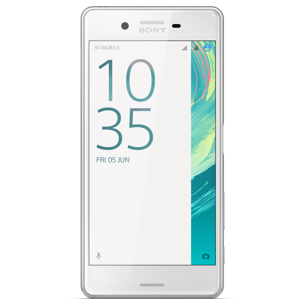 Смартфон Sony Xperia X Perfomance Dual White (F8132) смартфон sony xperia x compact white android 6 0 marshmallow msm8956 1800mhz 4 6 1280x720 3072mb 32gb 4g lte [f5321white]