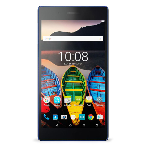 "Lenovo, Планшет, Tab 3 730X 7"" 16Gb LTE Black (ZA130040RU)"