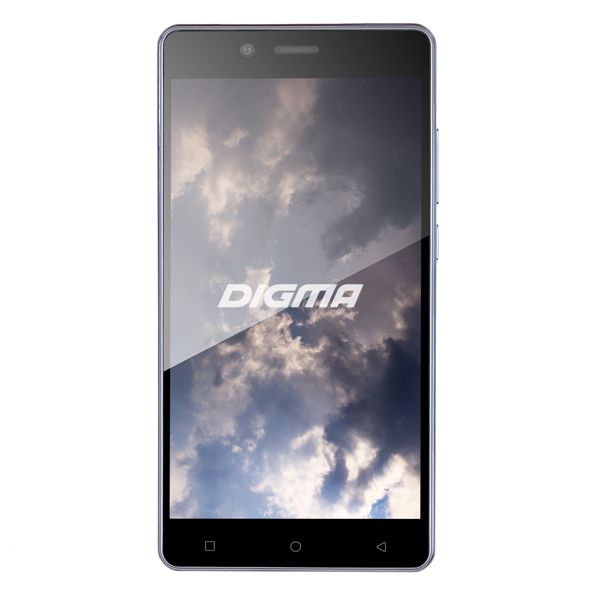 Смартфон Digma VOX S502 3G 8Gb Grey смартфон digma vox s502 3g 8gb grey
