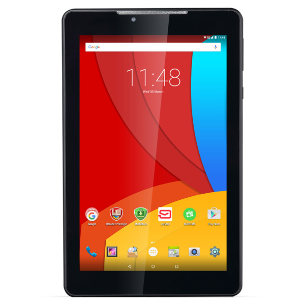 Планшет Prestigio MultiPad Color 2 PMT3777 16Gb 3G Black