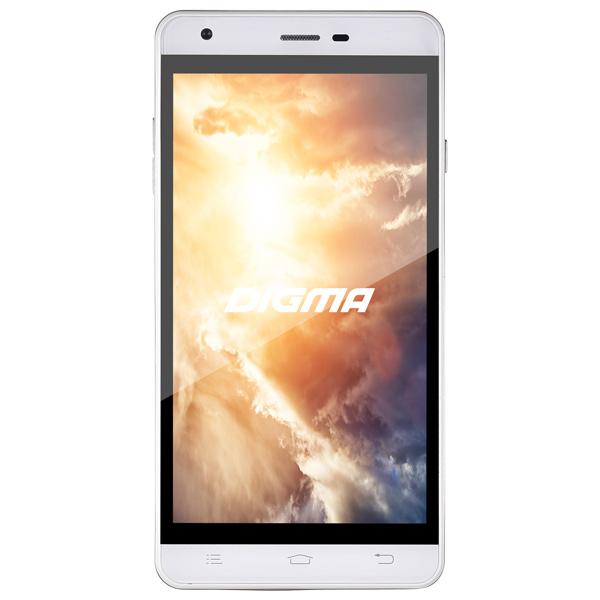Digma VOX S501 3G 8Gb White digma linx a420 3g 4гб белый dual sim 3g